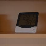 Rutubet ve sıcaklık ölçer